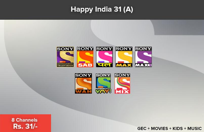 Happy India 31 (A)