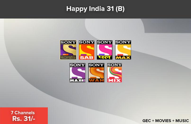 Happy India 31 (B)