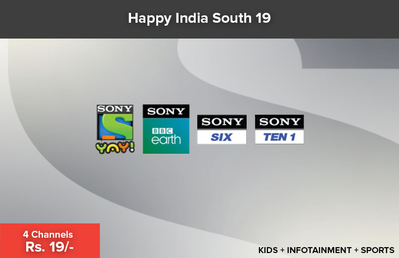 Happy India South 19