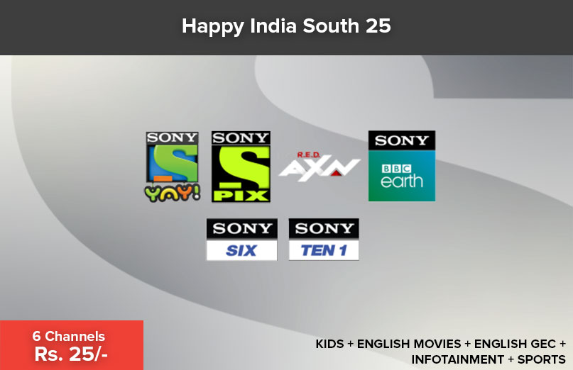 Happy India South 25