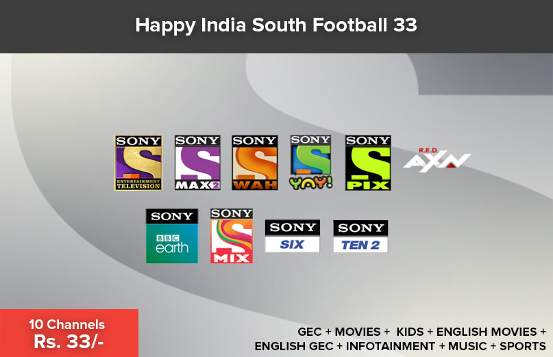 Happy India South Football 33