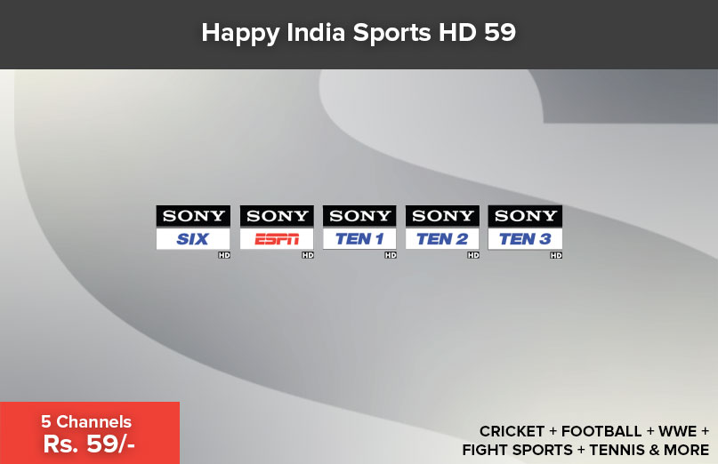 Happy India Sports HD 59