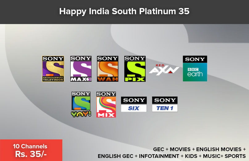 Happy India South Platinum 35