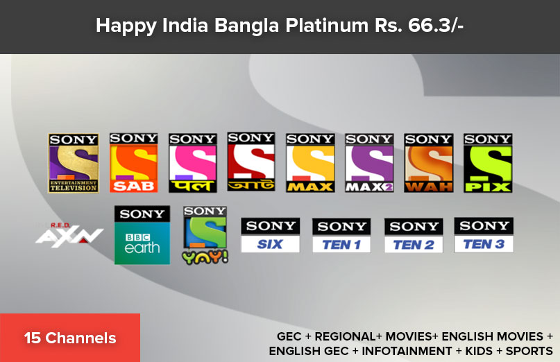 Happy India Bangla Platinum 69