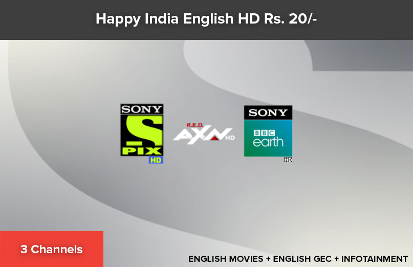 Happy India English HD 20