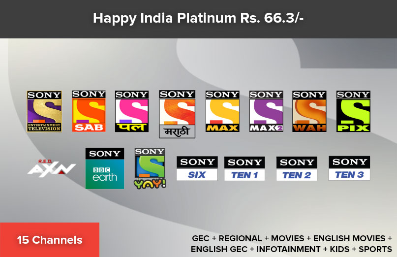 Happy India Platinum 69